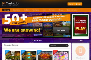BitCasino.io Online Review With Promotions & Bonuses